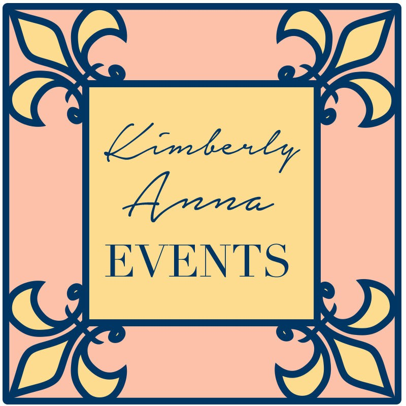 Kimberly Anna Events Logo