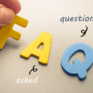 Frequently Asked Questions on your business website