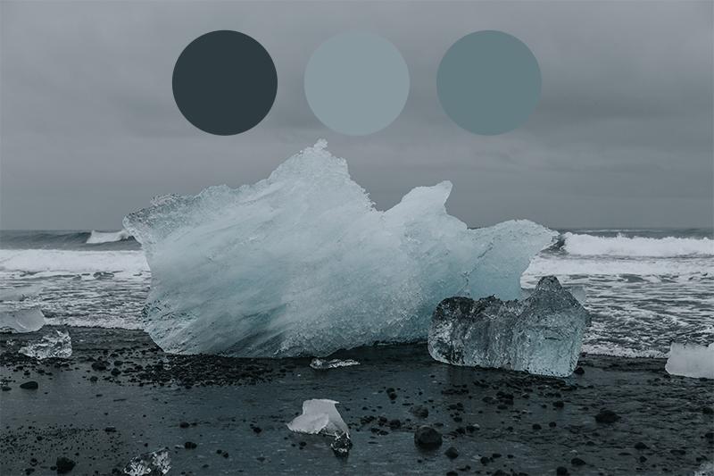 Many shades of gray