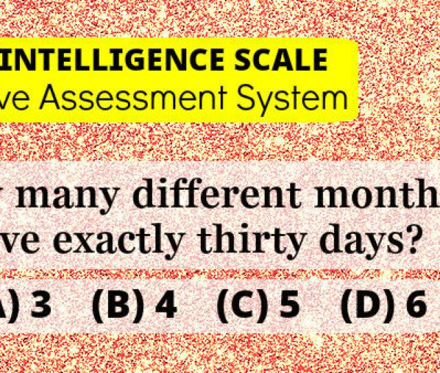 Can You Pass This Tricky 6 Question Iq Test Take The Quiz Below And Find Out