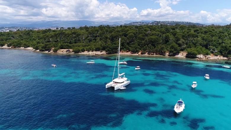 Choses à faire sur l'île Sainte Marguerite à Cannes