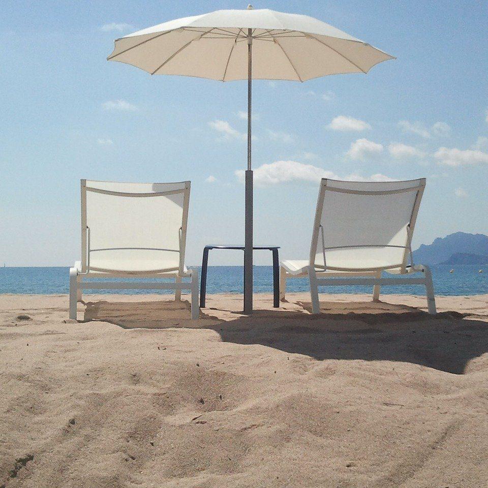Week end à Cannes : Se détendre à la plag