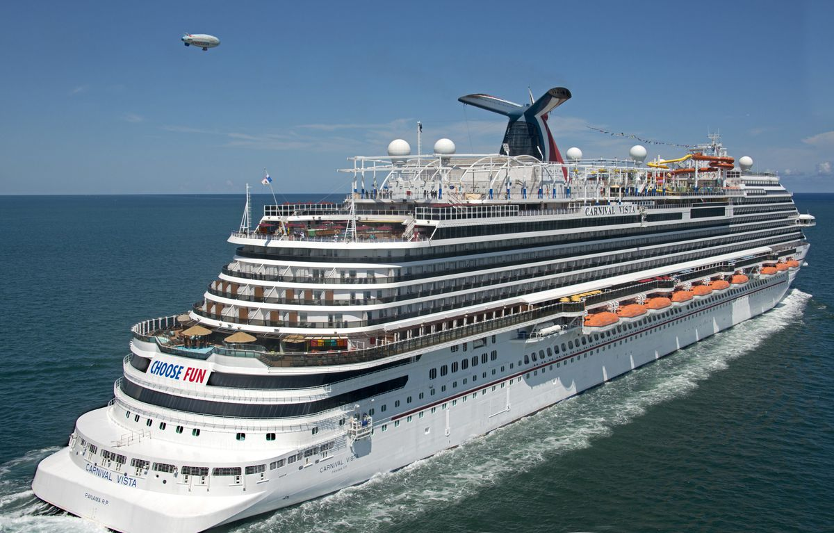 Carnival Cruise Line drops Jamaica and Caymans over coronavirus ...