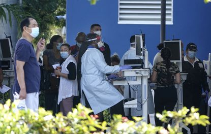 Only one hospital in Broward can get coronavirus test results in ...