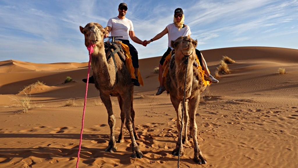 honeymooon Morocco