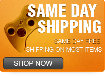 Same Day Free Shipping On Most Items