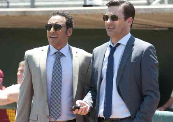 Million Dollar Arm interview