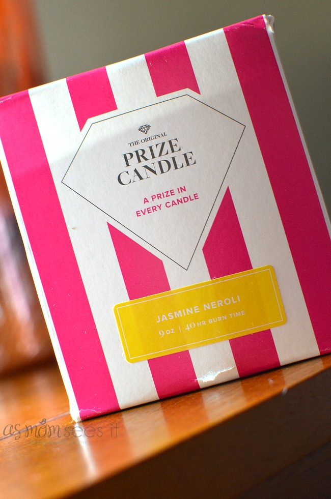 Prize Candle: How Much Do You Think It's Worth? #TMMPrizeCandle