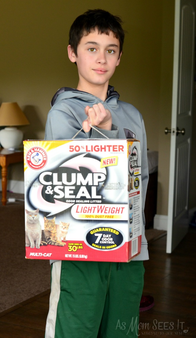 Arm & Hammer Clump & Seal Review: Why We Don't Mind Litter Scooping