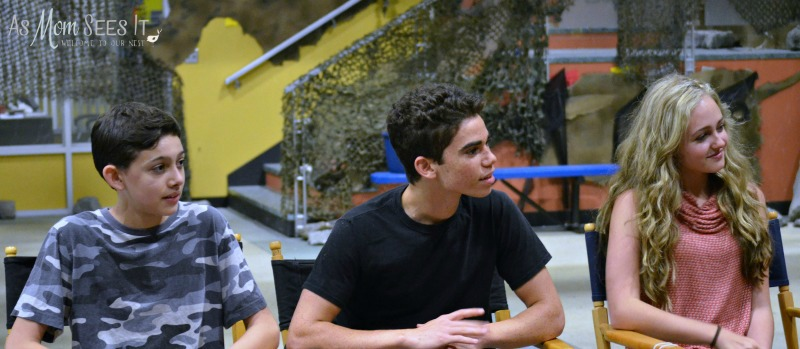 Exclusive Photos From The Set Of Disney XD's Gamer's Guide To Pretty Much Everything #GamersGuideEvent