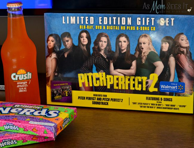 """The Pitches Are Back! """"Pitch Perfect 2"""" Blu-ray Combo Pack Release #ThePitchesatWMT"""