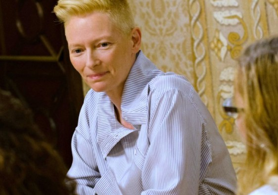 Interview with Tilda Swinton about her role as The Ancient One