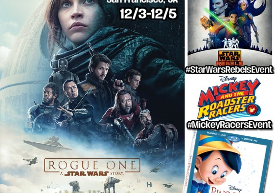 Star Wars Rogue One Event