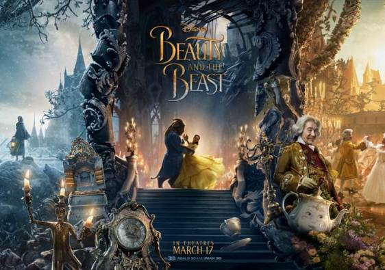 Beauty and the Beast cast and final trailer