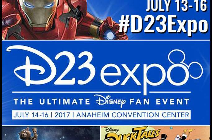 D23 Expo Event Coverage