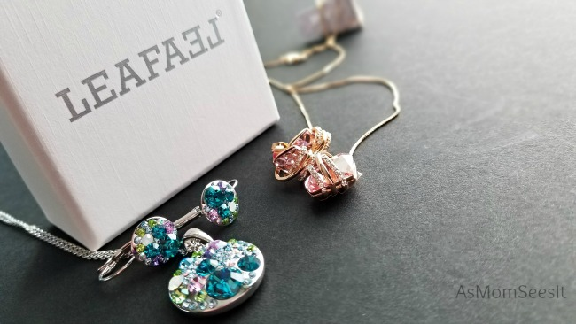 Leafael makes beautiful jewelry that is inexpensive