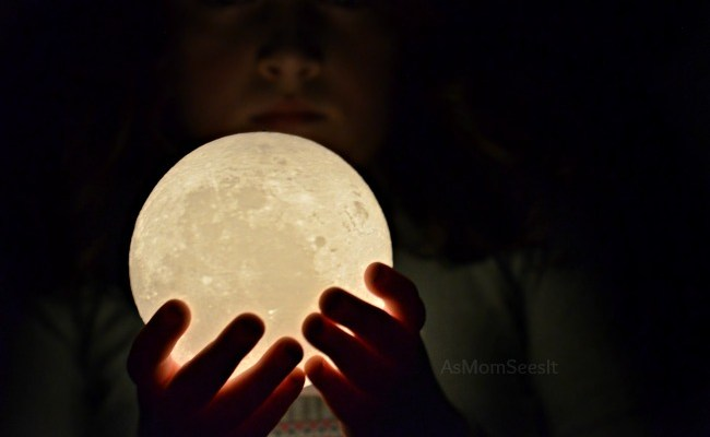 When You Need To Lasso The Moon: Why You WANT The Apollo Box Moon Light!
