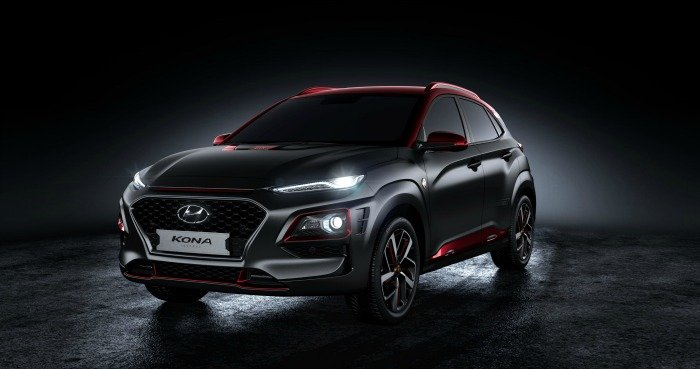 Hyundai Kona Iron Man Edition unveiled at ComicCon
