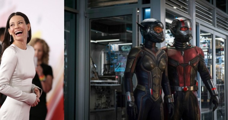 'Ant-Man and the Wasp' Interview With Evangeline Lilly And Why She Made Me Cry