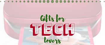 Tech gifts 2018 holiday gift guide