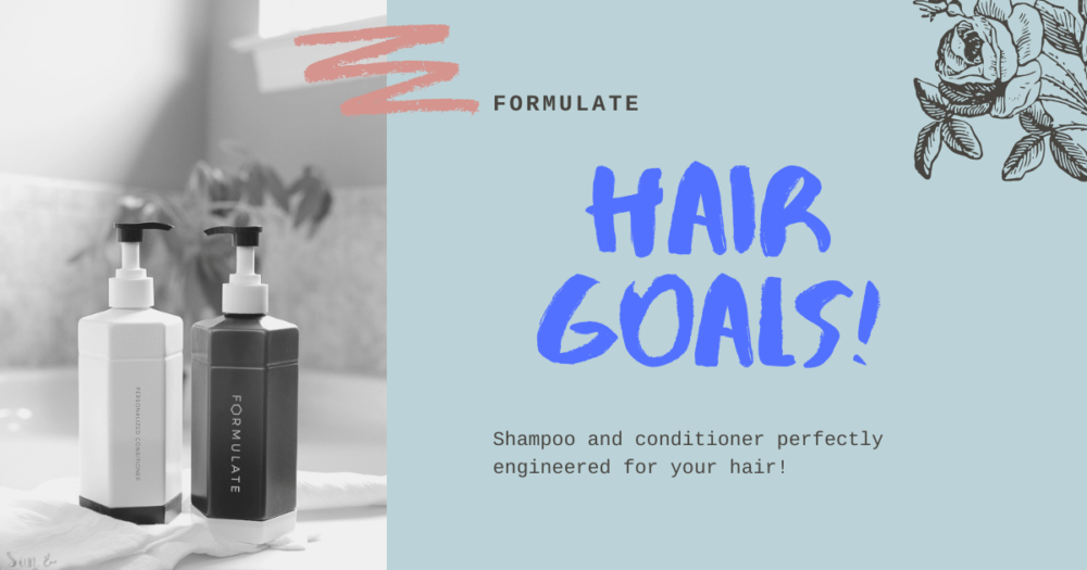 Formulate Review: Fully Personalized Hair Care