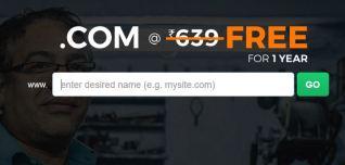 bigrock free com domain name