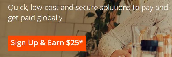 payoneer free $25 on payment receiving