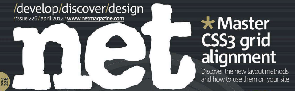 Showcased on .net Magazine