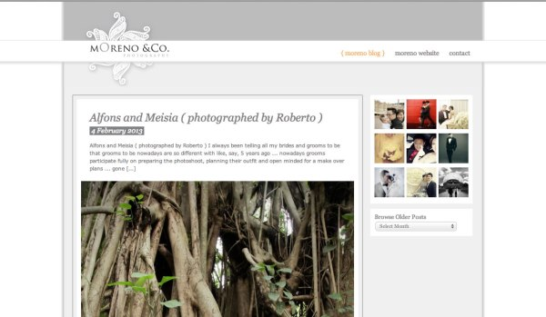 Moreno & Co. Photography Blog