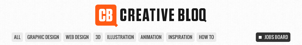 Featured on Creative Bloq