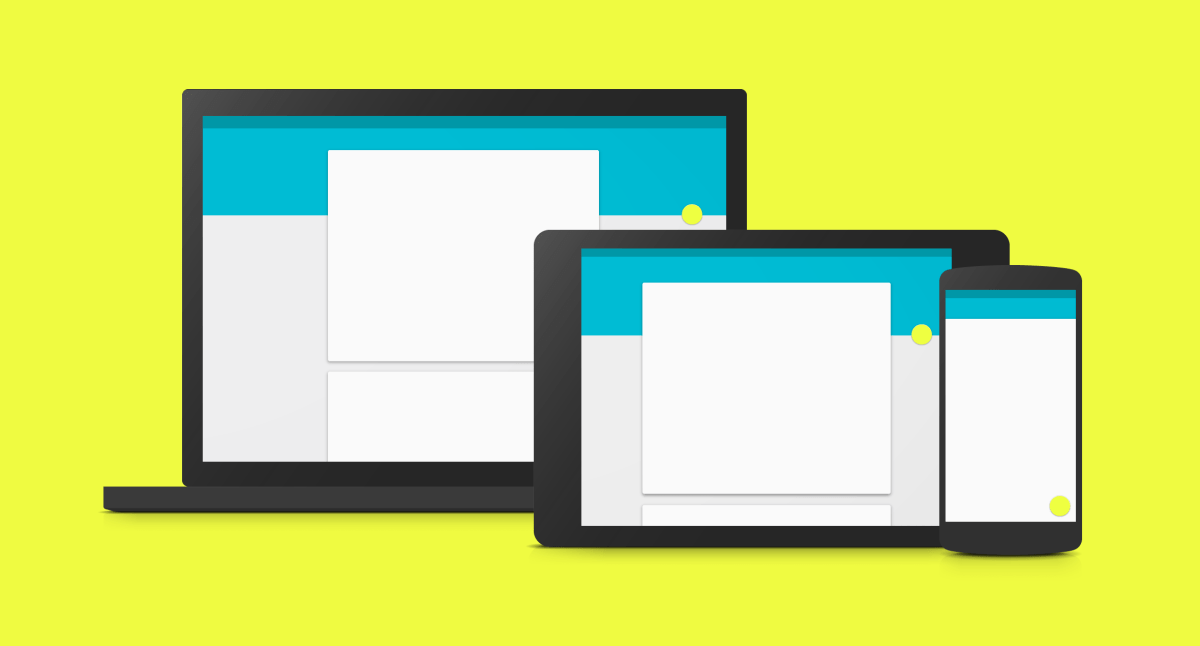 Front End Frameworks Based on Google's Material Design