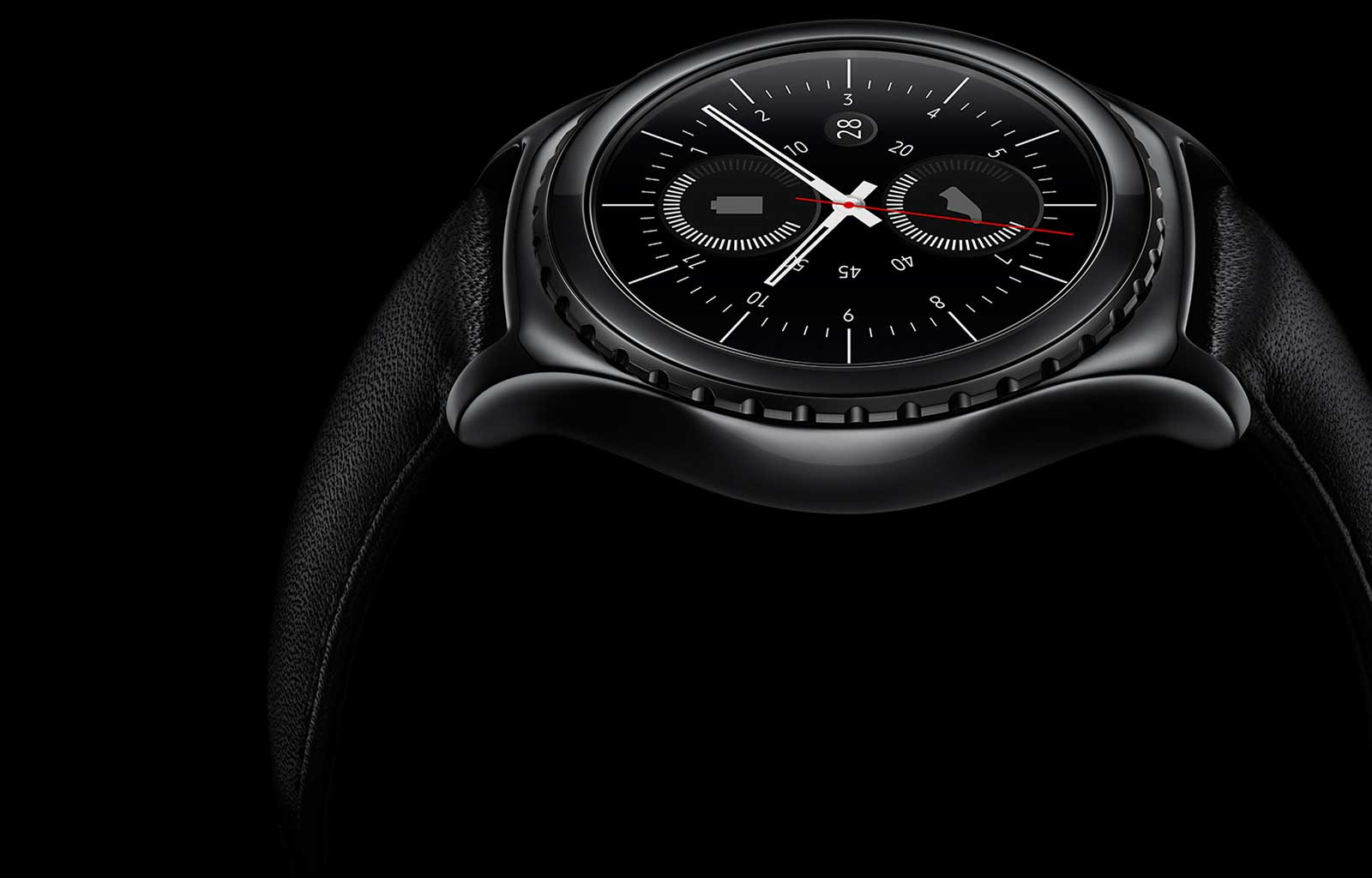 Connecting Samsung Gear S2 with iPhone