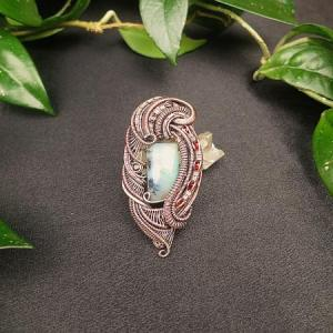 Andeanopal SunaylaLuna Exclusivejewelry Semipreciousstonejewelry