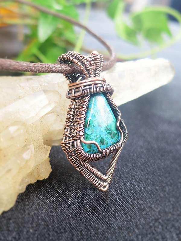 Eilatstone-Pendant Jewelrydesign SunayLaLuna
