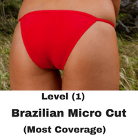 Brazilian micro pants - Level 1