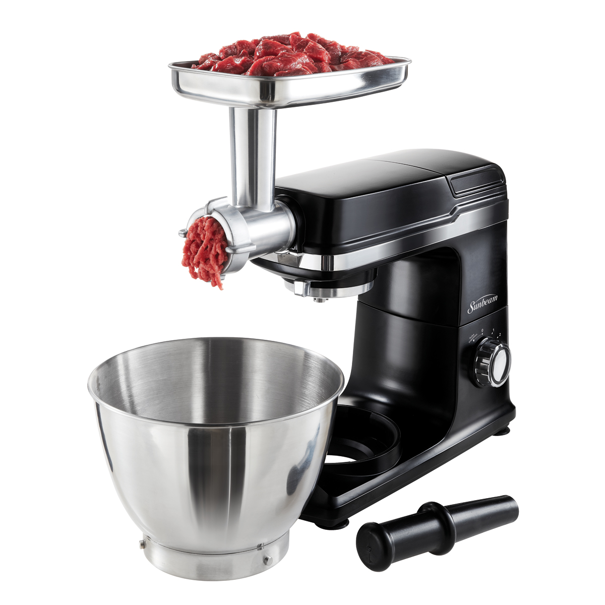 Sunbeam Mixmaster Planetary Stand Mixer Meat Grinder