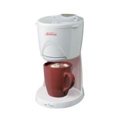 Kitchen Water Dispenser Islands You Can Sit At Sunbeam Hot Shot 15 Oz White 6170