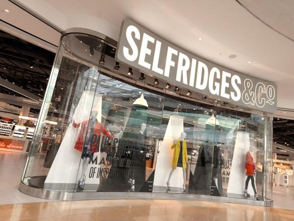 Selfridges Signage Sunbeam Group