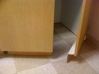 Cabinet Toe Kick