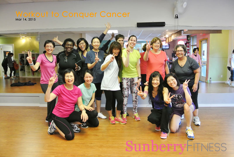 Zumba to Conquer Cancer!