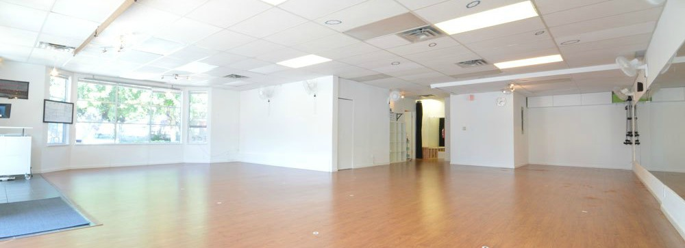 large dance studio for rent in Richmond, close to Vancouver