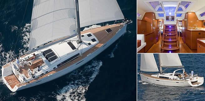 Beneteau Oceanis 58 Superyacht For Sale At Sunbird Yacht Sales