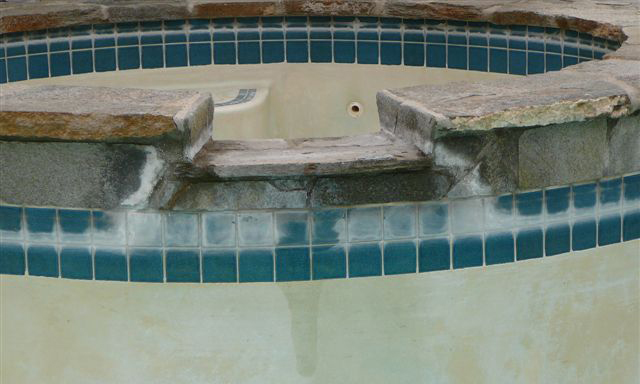 sunbrite pool tile before and after