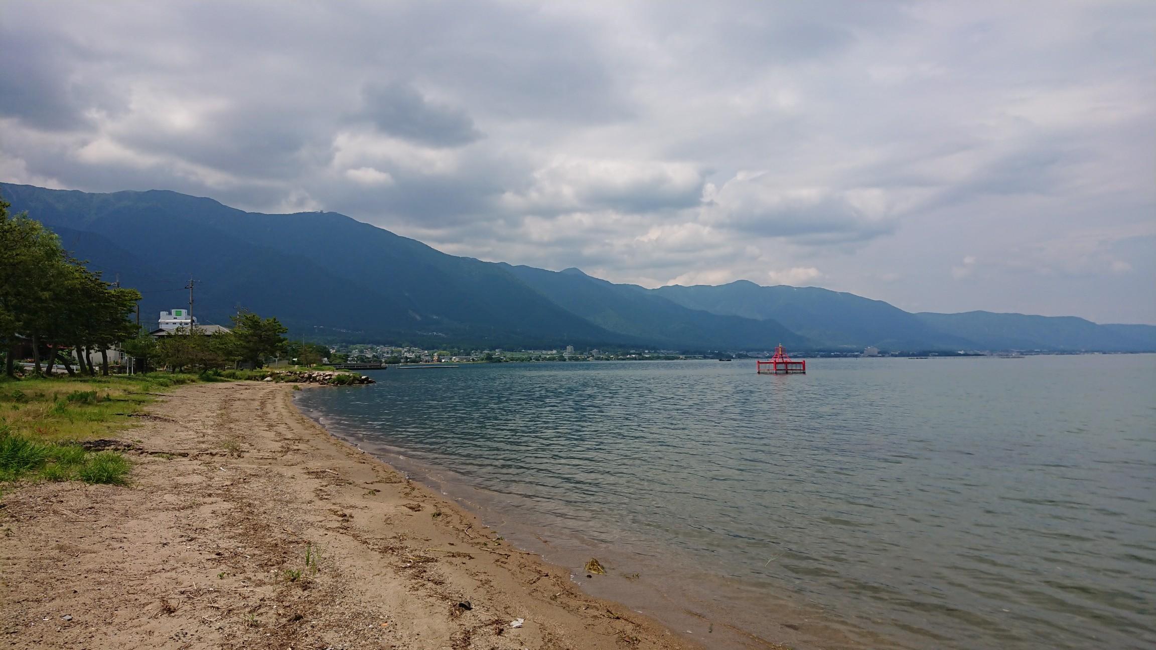 湖岸緑地和迩周辺バス釣りポイント