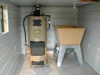 Sunburst Sales - Photos of Wood furnace, Outdoor wood ...