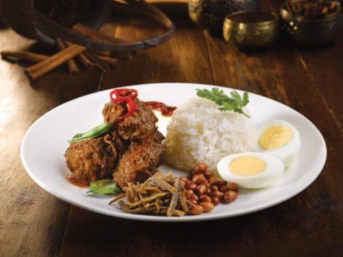 Makanan Halal di Universal Studio Singapore