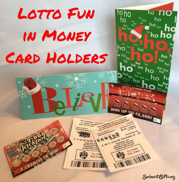LOTTO Fun For The Whole Family Thoughtful Gifts