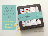 Aden & Anais Swaddle Blankets - Thoughtful Gifts ...
