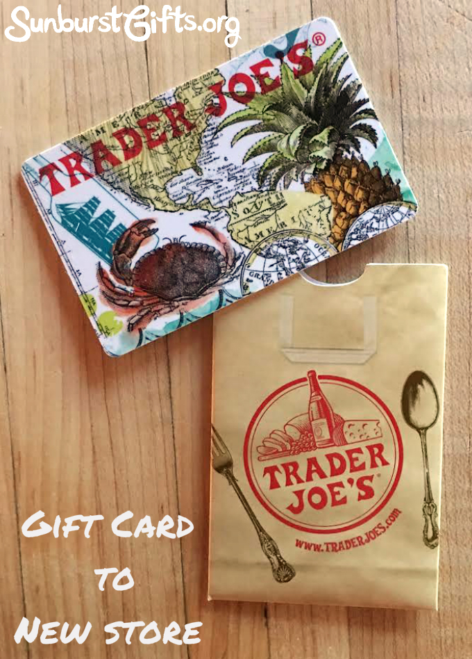 Gift Card To New Store In Town Thoughtful Gifts