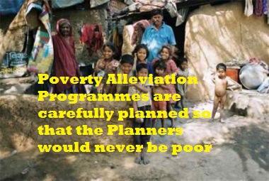 Poverty Alleviation Programmes